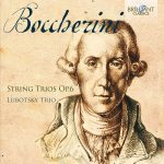 Boccherini string trio op.6